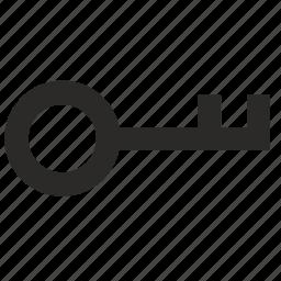 door, home, key icon