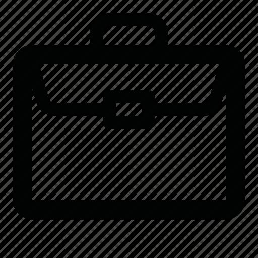 briefcase, business, docs, office, portfolio, suitcase, work icon