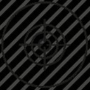 aim, goal, shield, target
