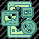 app, application, moblie, phone, program, smartphone, software