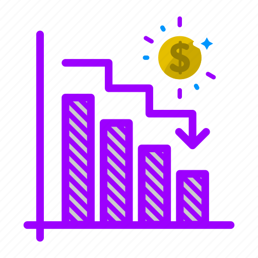analytics, business, chart, finance, metrics, sales, statistics icon