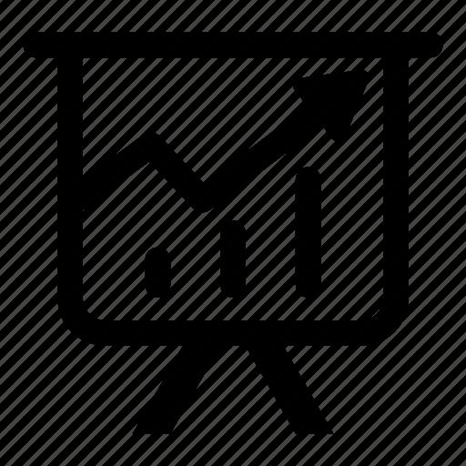 analytics, business, chart, finance, office, schedule, statistics icon