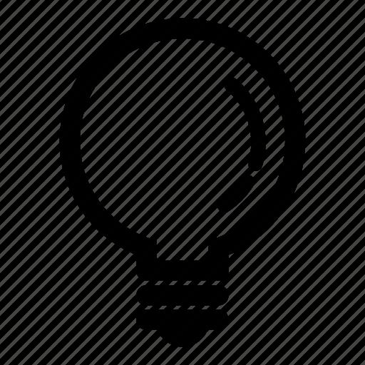 bulb, creativity, idea, innovation, light, lightbulb icon