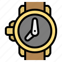 time, watch, workday icon