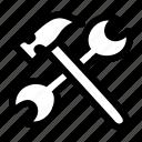 worker, construction, equipment, tools, architecture, work, repair