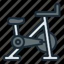 exercise, bike, exercise bike, fitness, gym, workout, cardio