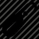 scissors, tools, workshop icon