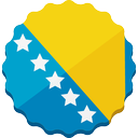bosnia, bosnia-herzegovina icon