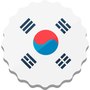 korea, south korea icon