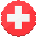 suica, swiss, switzerland icon