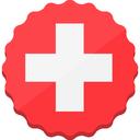 suica, swiss, switzerland icon