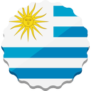 uruguai, uruguay icon