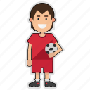 cup, football, player, poland, soccer, sticker, world icon