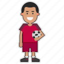 cup, football, player, portugal, soccer, sticker, world icon