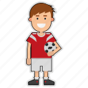 cup, football, player, russia, soccer, sticker, world
