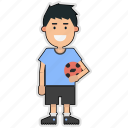cup, football, player, soccer, sticker, uruguay, world