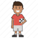 cup, egypt, football, player, soccer, sticker, world icon