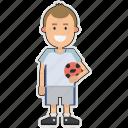 cup, england, football, player, soccer, sticker, world