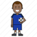 cup, football, france, player, soccer, sticker, world icon