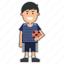 cup, football, japan, player, soccer, sticker, world icon