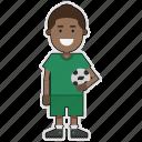 cup, football, player, saudi arabia, soccer, sticker, world
