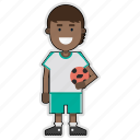 cup, football, player, senegal, soccer, sticker, world icon