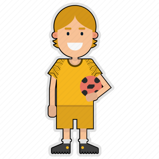 Australia, cup, football, player, soccer, sticker, world icon - Download on Iconfinder