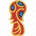 award, cup, football, logo, russia, world icon