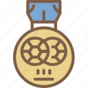 award, cup, football, medal, russia, world icon