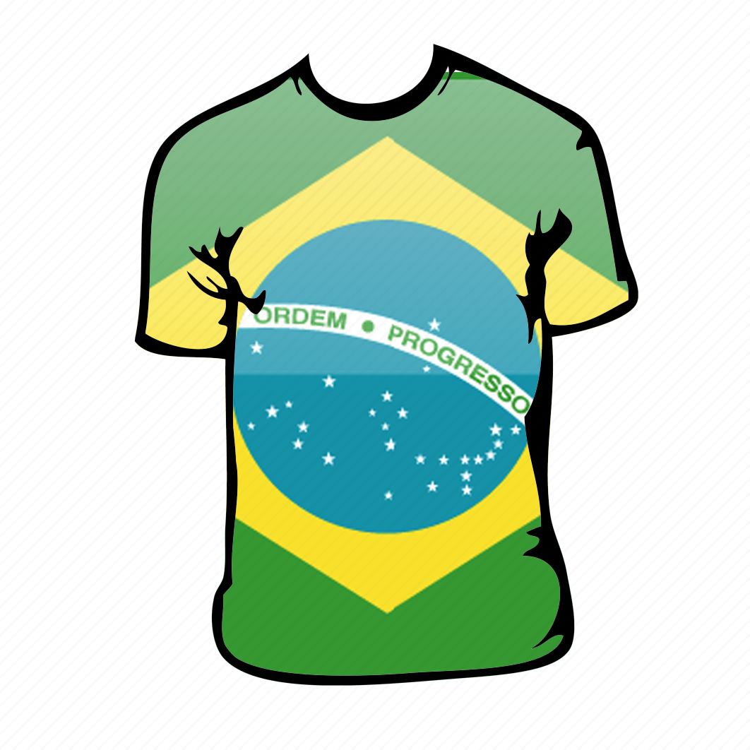 brazil, world cup icon