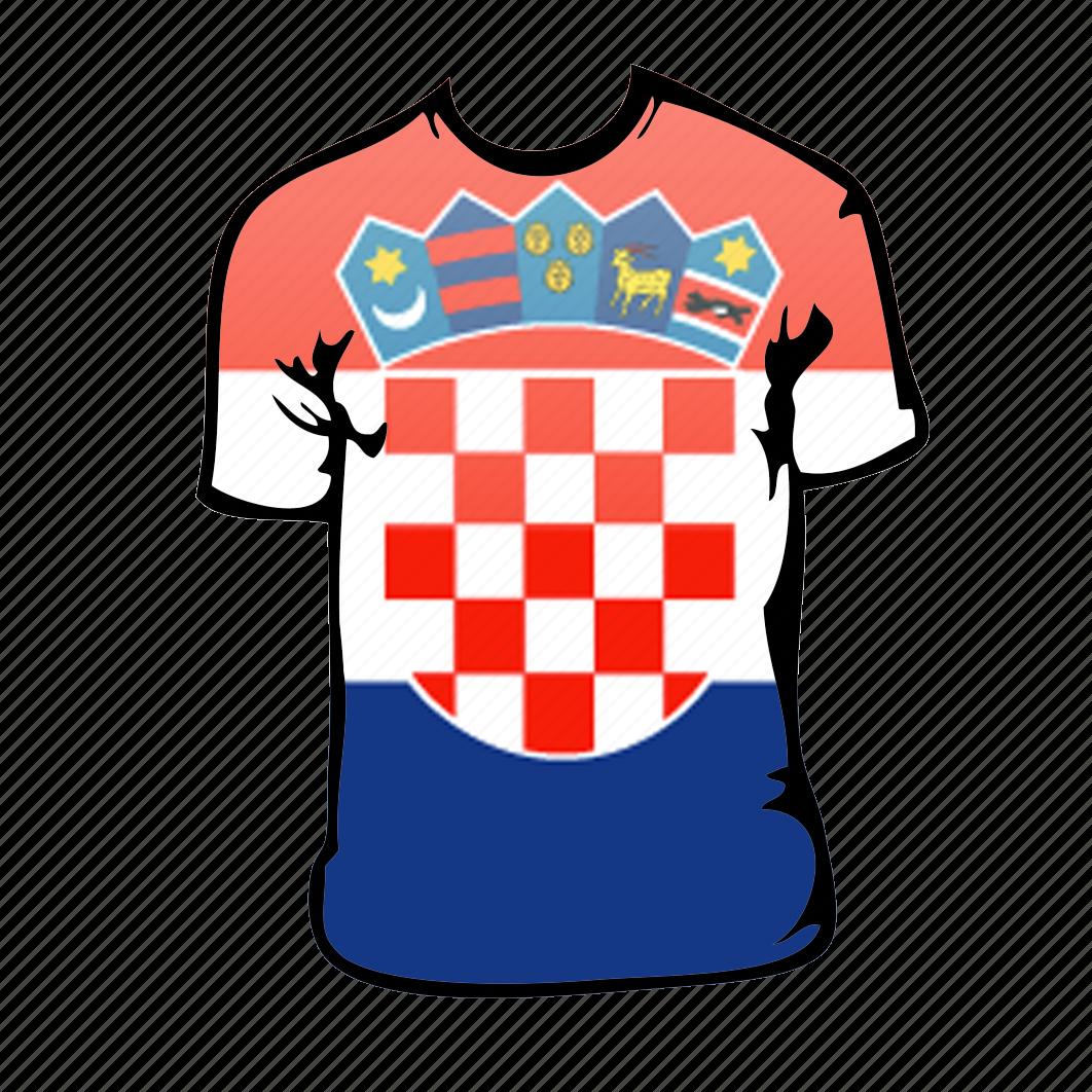 croatia, world cup icon