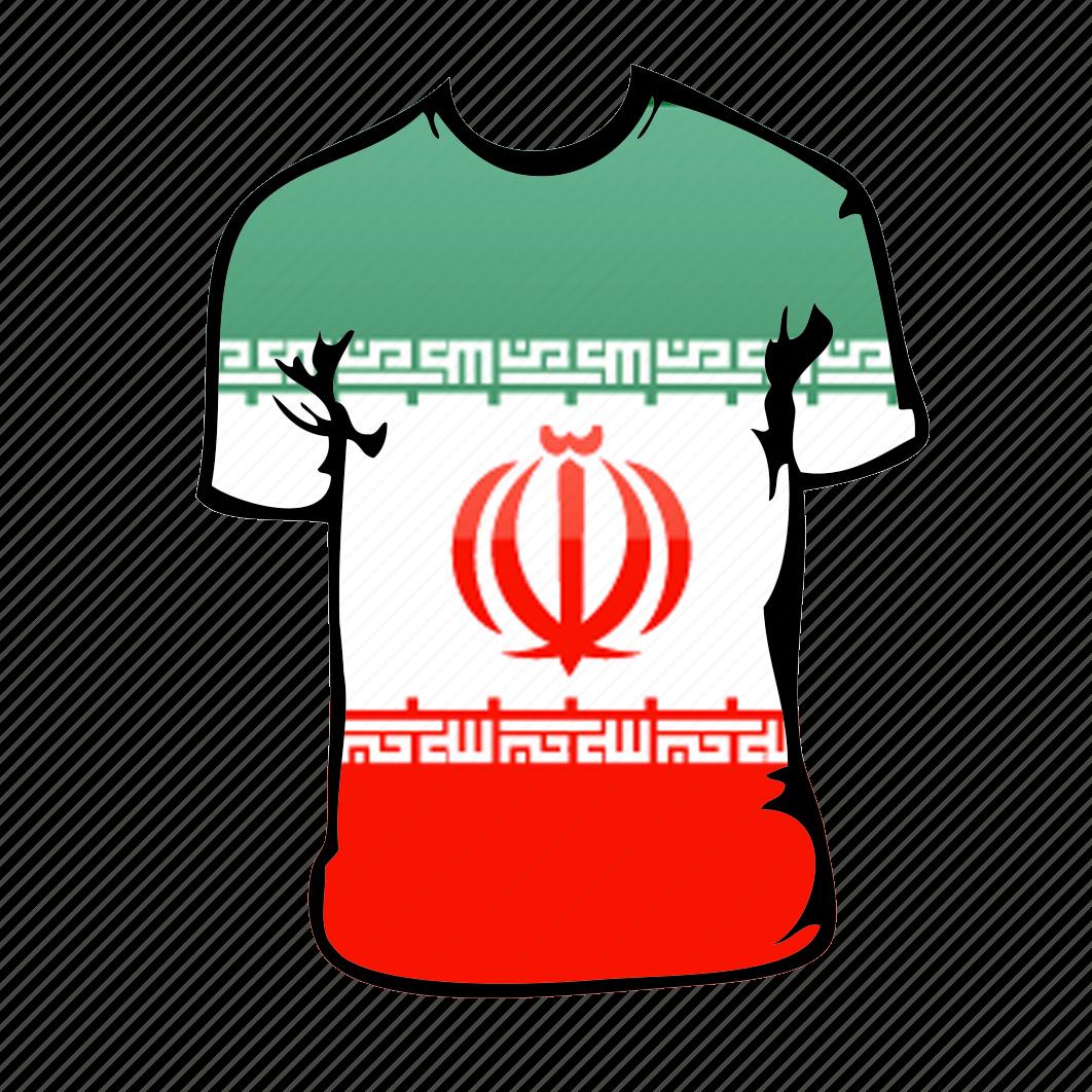 iran, world cup icon