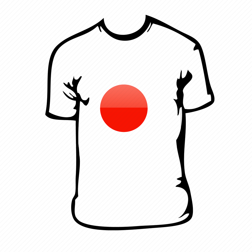 japan, world cup icon