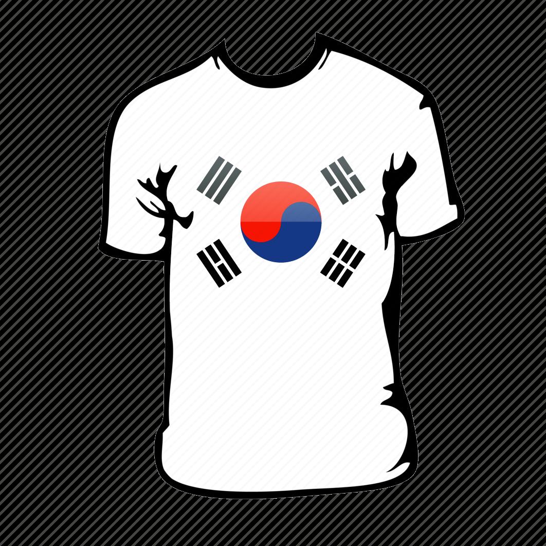 korea, south, world cup icon