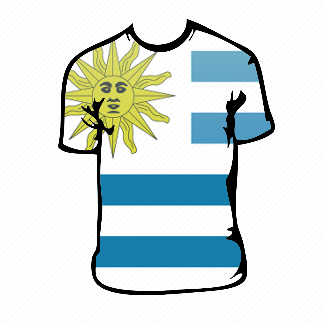 uruguay, world cup icon