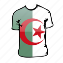 algeria, world cup icon