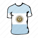 argentina, world cup icon