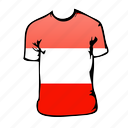 austria, world cup icon