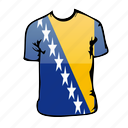bosnia, world cup icon