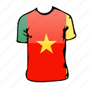 cameroon, world cup icon