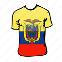 ecuador, world cup icon