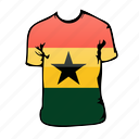 ghana, world cup icon