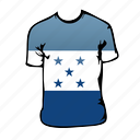 honduras, world cup icon