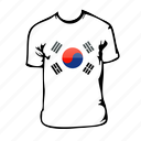 korea, south, world cup icon