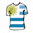 uruguay, world cup icon