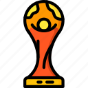 award, cup, football, russia, world icon