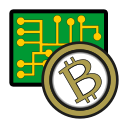 bitcoin, cash, cryptocurrency, currency, digital, exchange, wallet icon