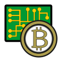 bitcoin, coin, cryptocurrency, currency, digital, exchange, wallet icon