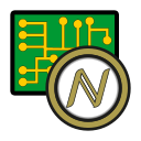 coin, cryptocurrency, currency, digital, exchange, namecoin, wallet icon