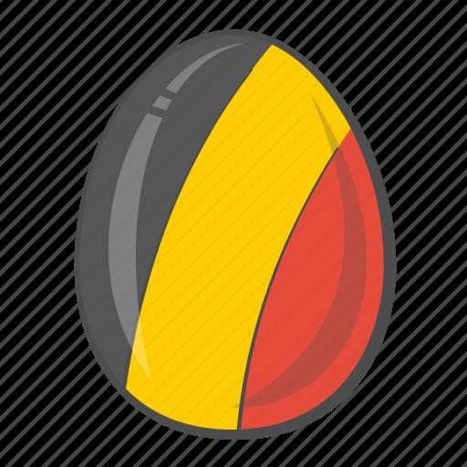 belgium, egg, european, flag icon